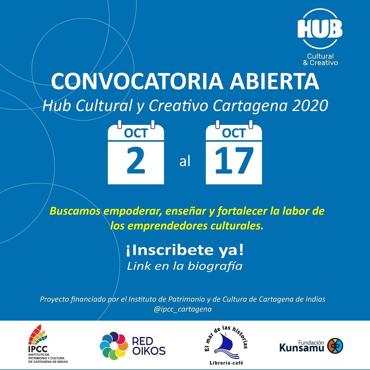 Hub Cultural y Creativo Cartagena
